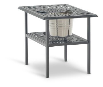 Image Ice Bucket End Table