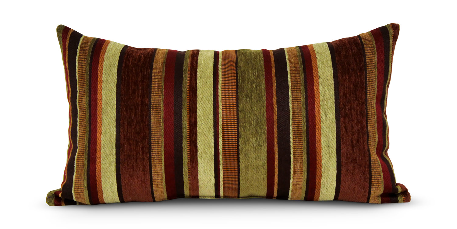 Carnival Stripe Pillow : HOM Furniture : Furniture Stores In Minneapolis  Minnesota U0026 Midwest