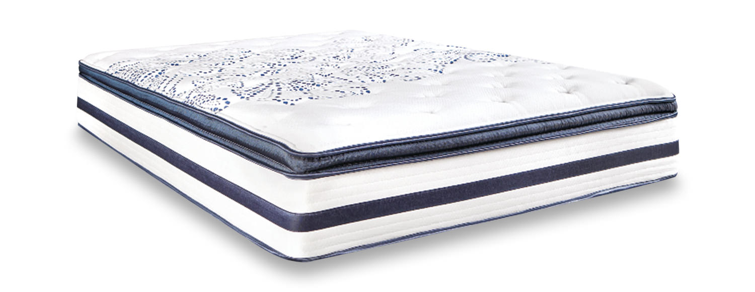 Total Comfort Alexandra Pillow Top Queen Mattress ...