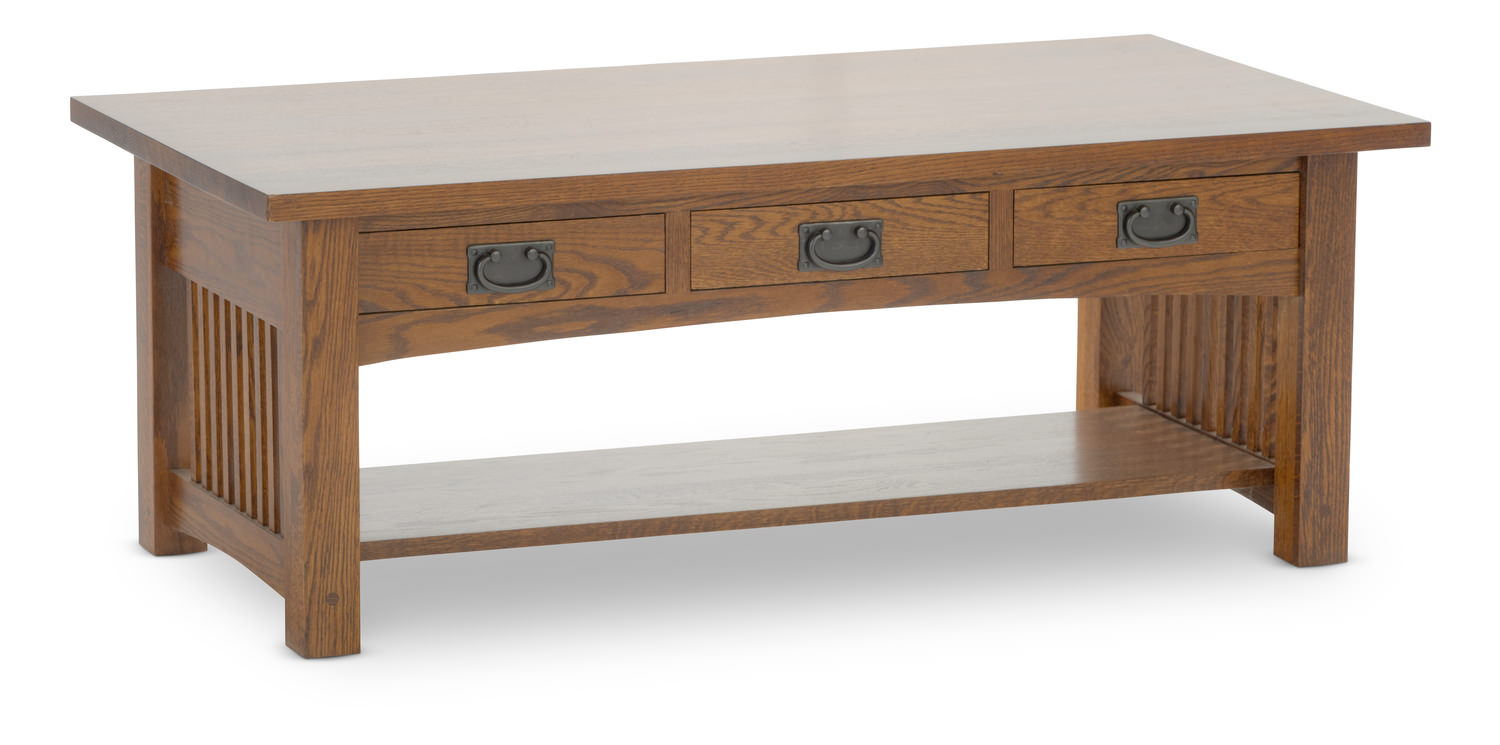 Unity Mission Coffee Table HOM Furniture