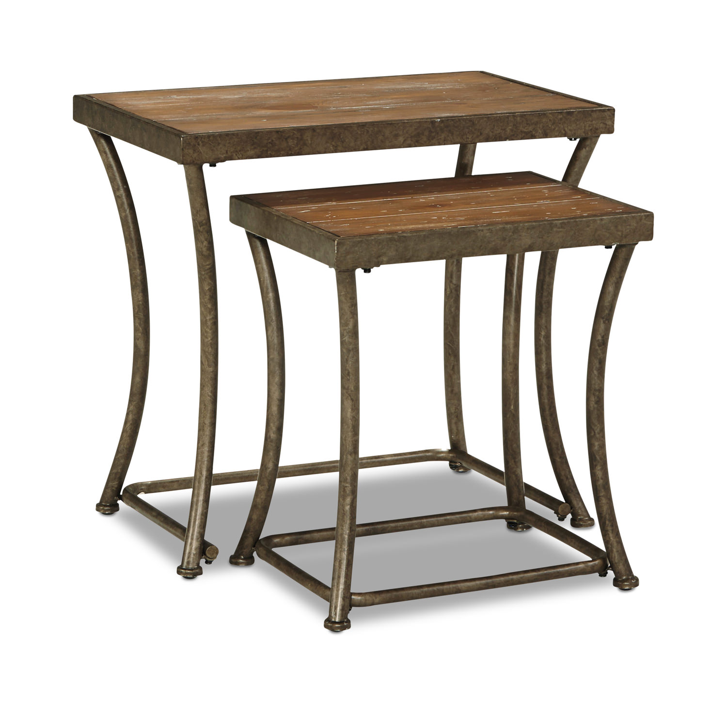 Nartina Nesting End Tables HOM Furniture