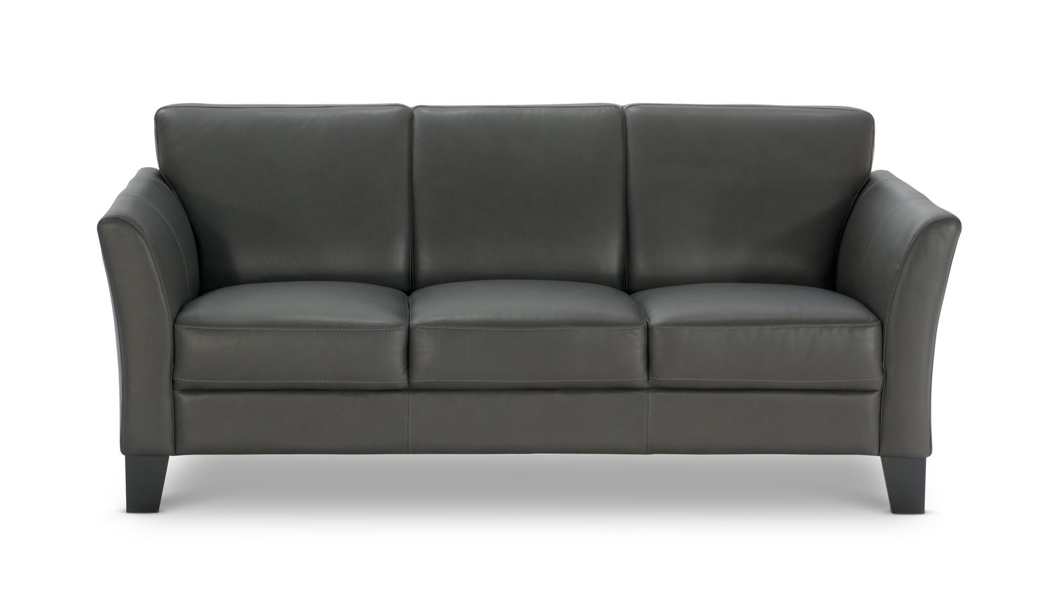 Image benji leather sofa