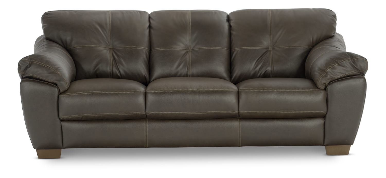 Phoenix Leather Sofa