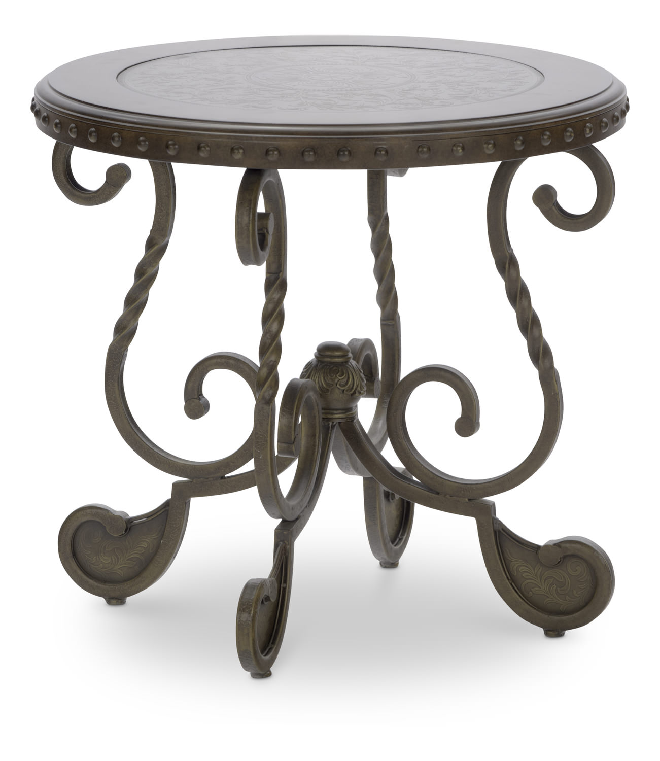 Rafferty Round End Table Hom Furniture
