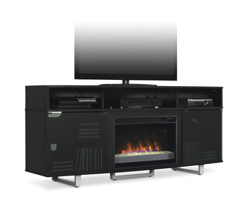 Charmant Image Enterprise Fireplace Media Console