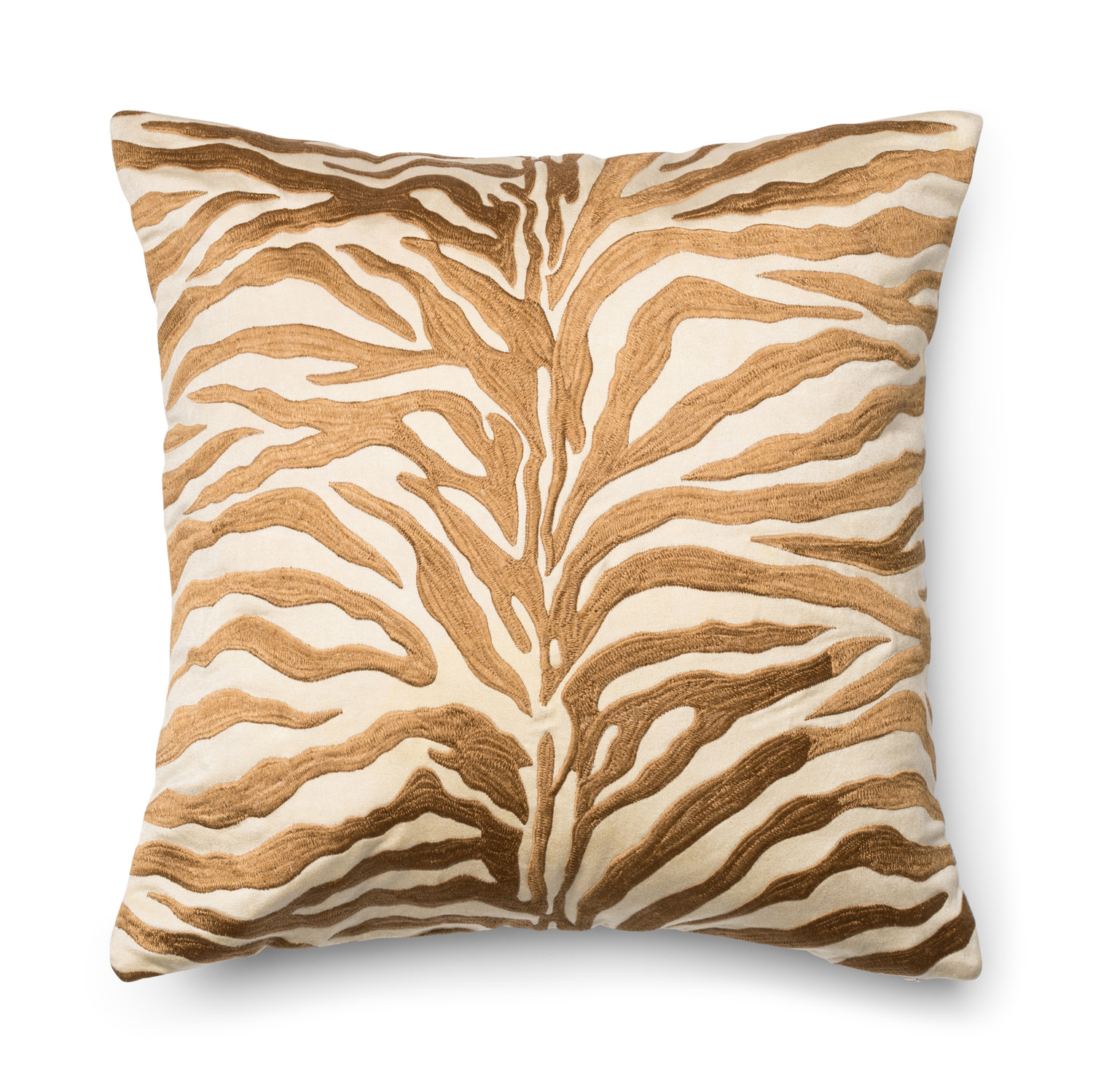 Zebra Print Pillow Hom Furniture