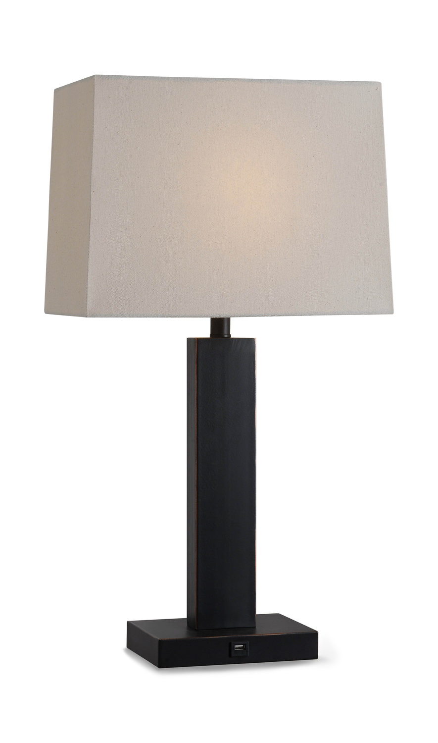 Innkeeper Table Lamp With Usb Port Hom Furniture
