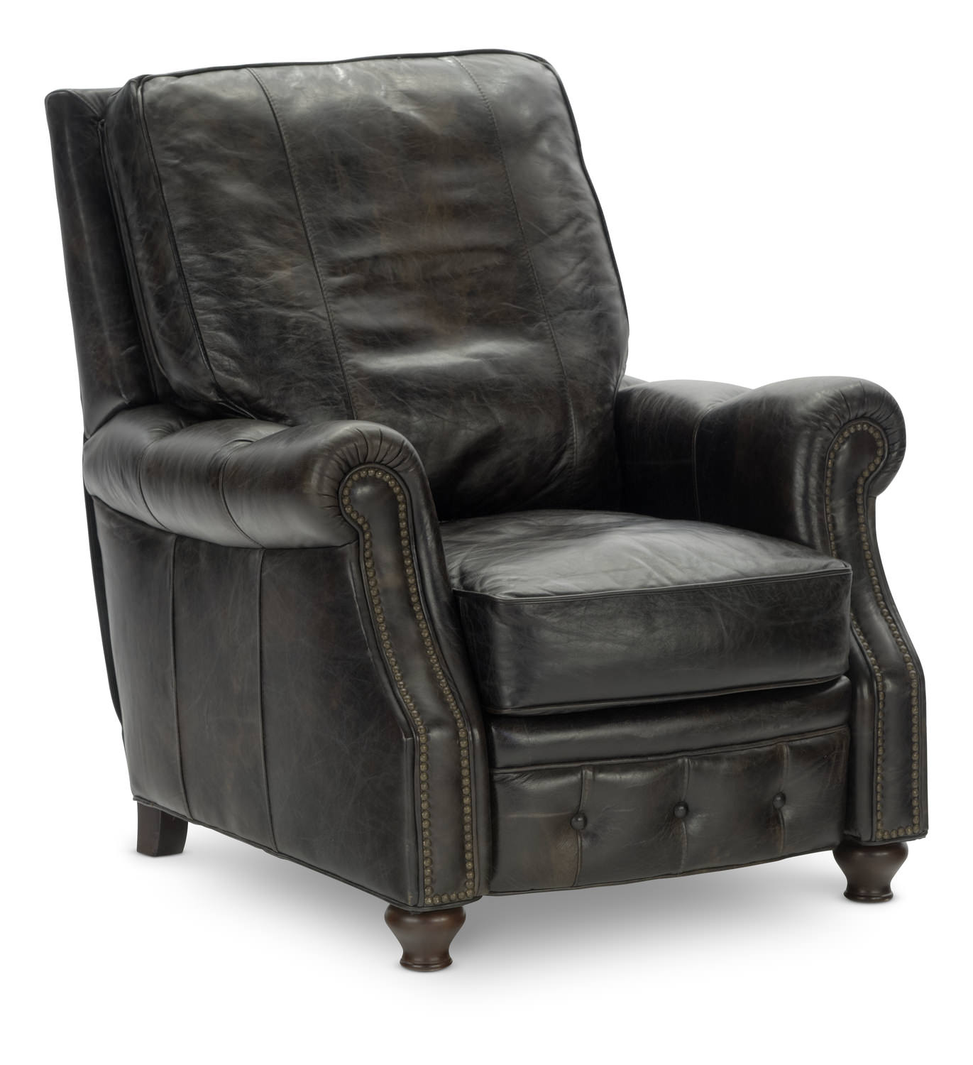 Madison Leather Recliner By Bradington Young ...