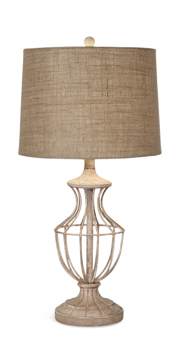 Hampton Table Lamp Hom Furniture
