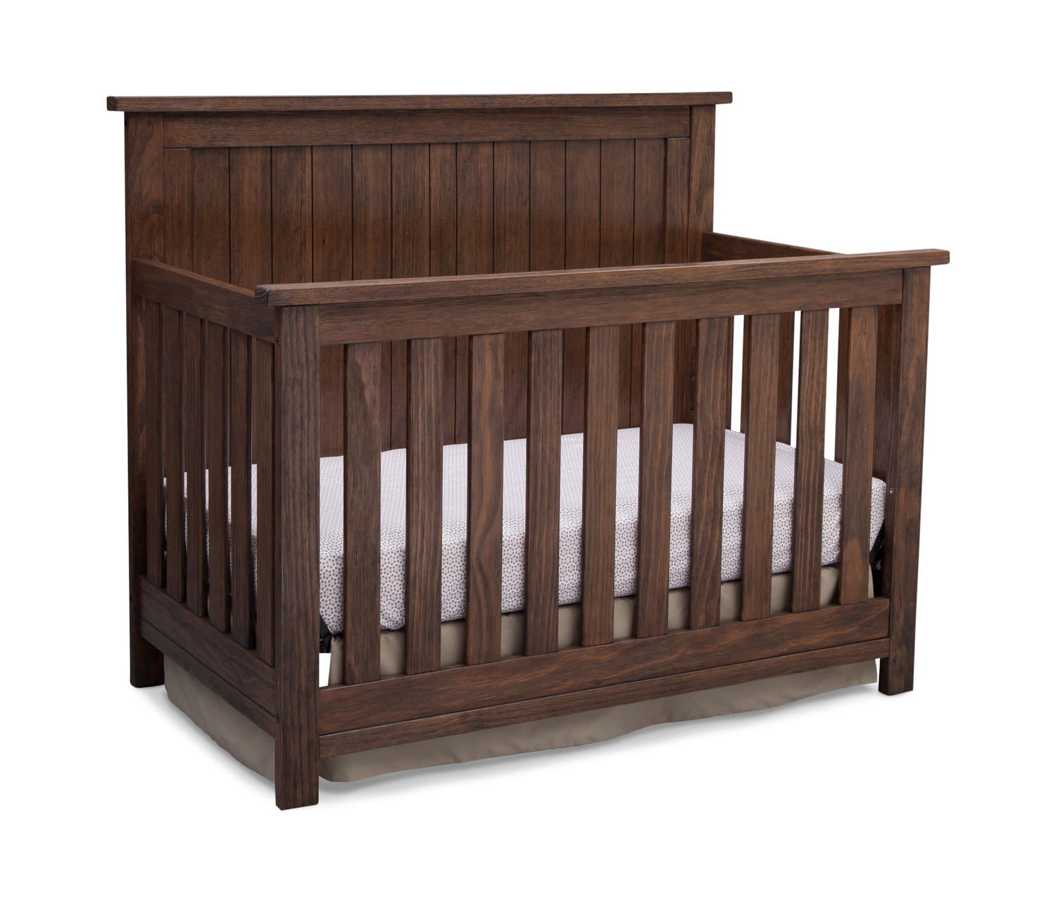 Northbrook 4 In 1 Convertible Crib by Serta