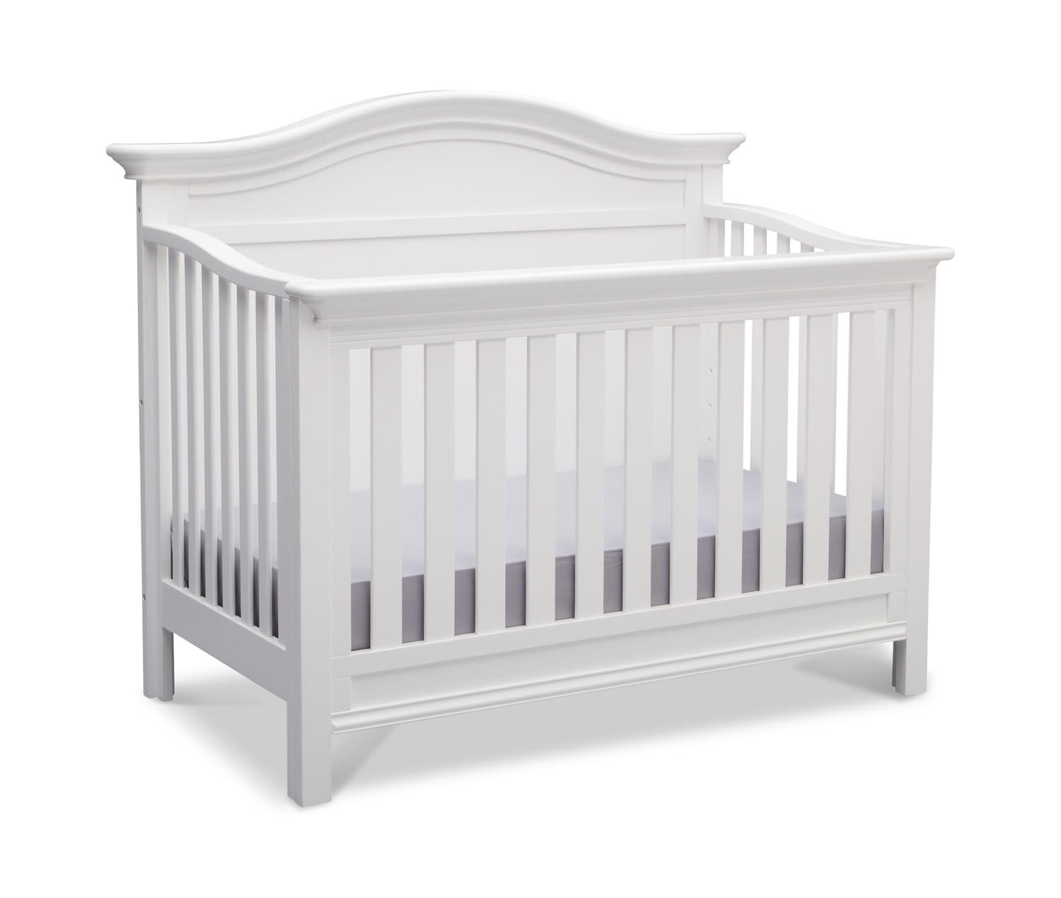 Baby cribs with mattress - Spacer Bethpage 4 In 1 Crib