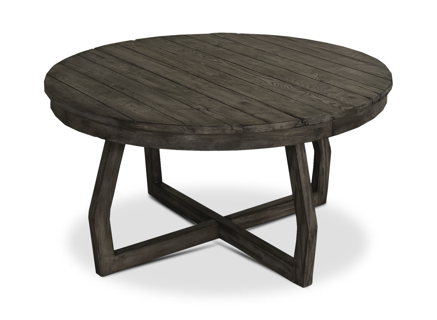 Hayden round coffee table hom furniture