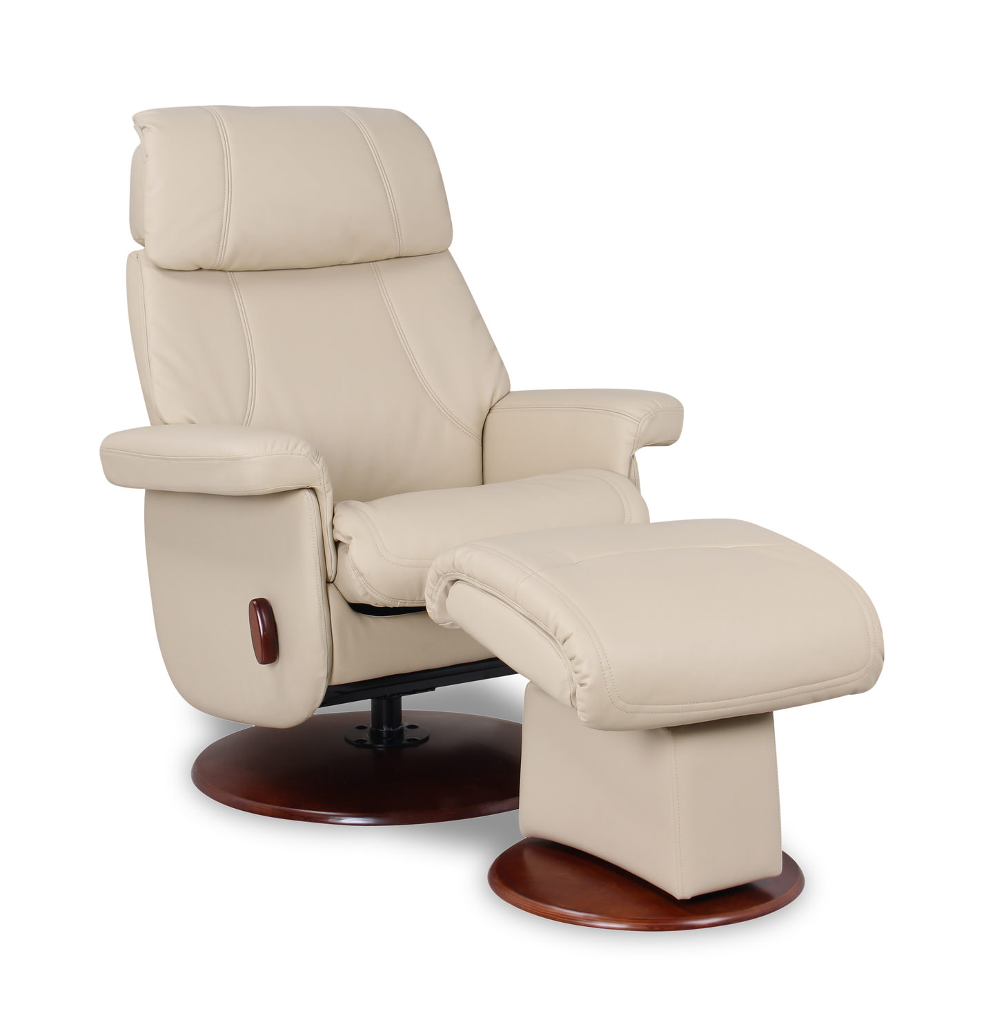 Swivel recliner chairs trendy design swivel recliner for Swivel reclining chairs for living room