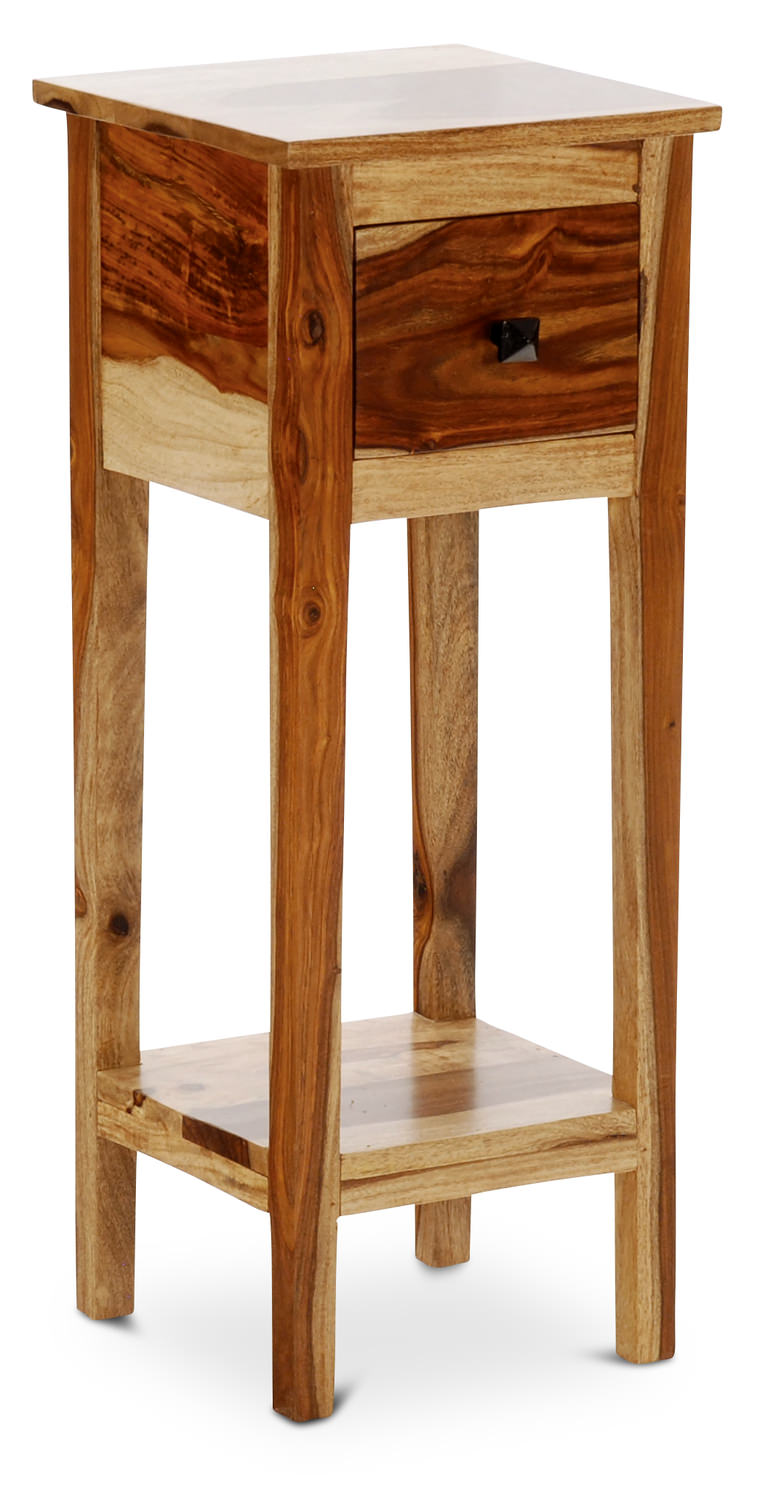 Cassie Telephone Accent Table Hom Furniture