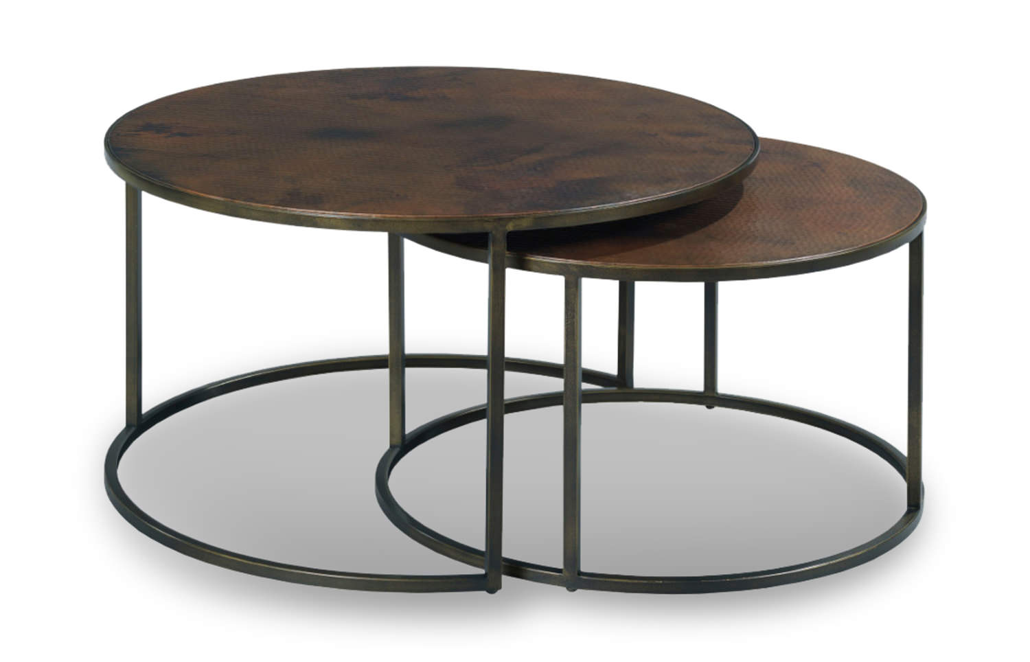 Sanford Bunching Coffee Tables Hom Furniture