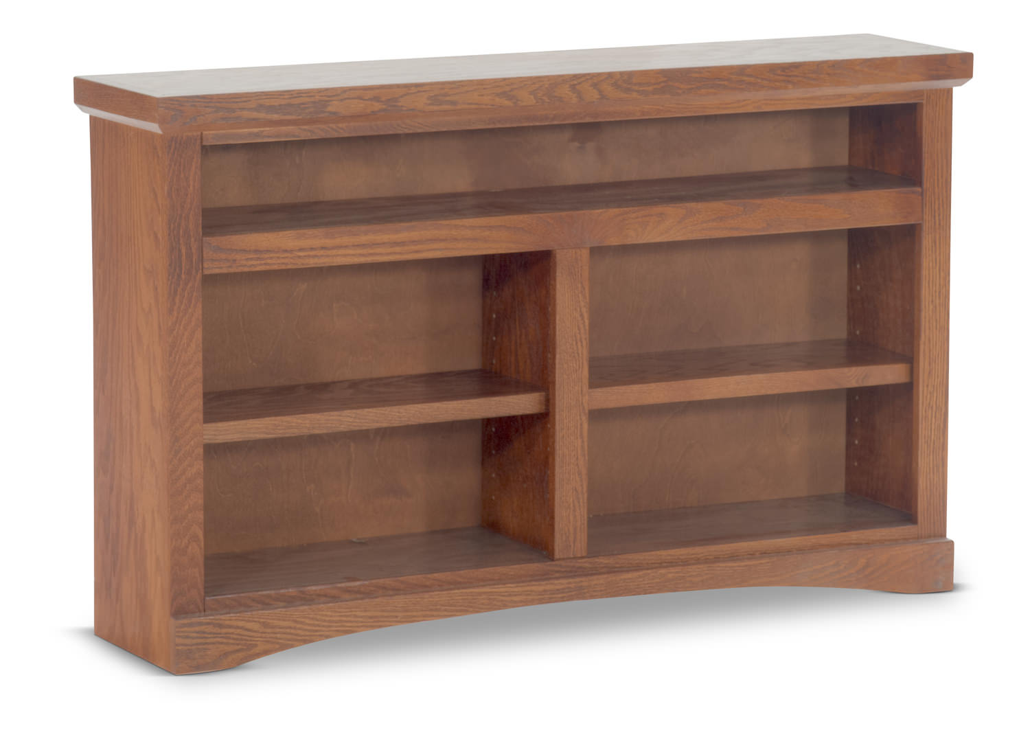 48 Wide Mission Bookcase By Furniture Hom Furniture