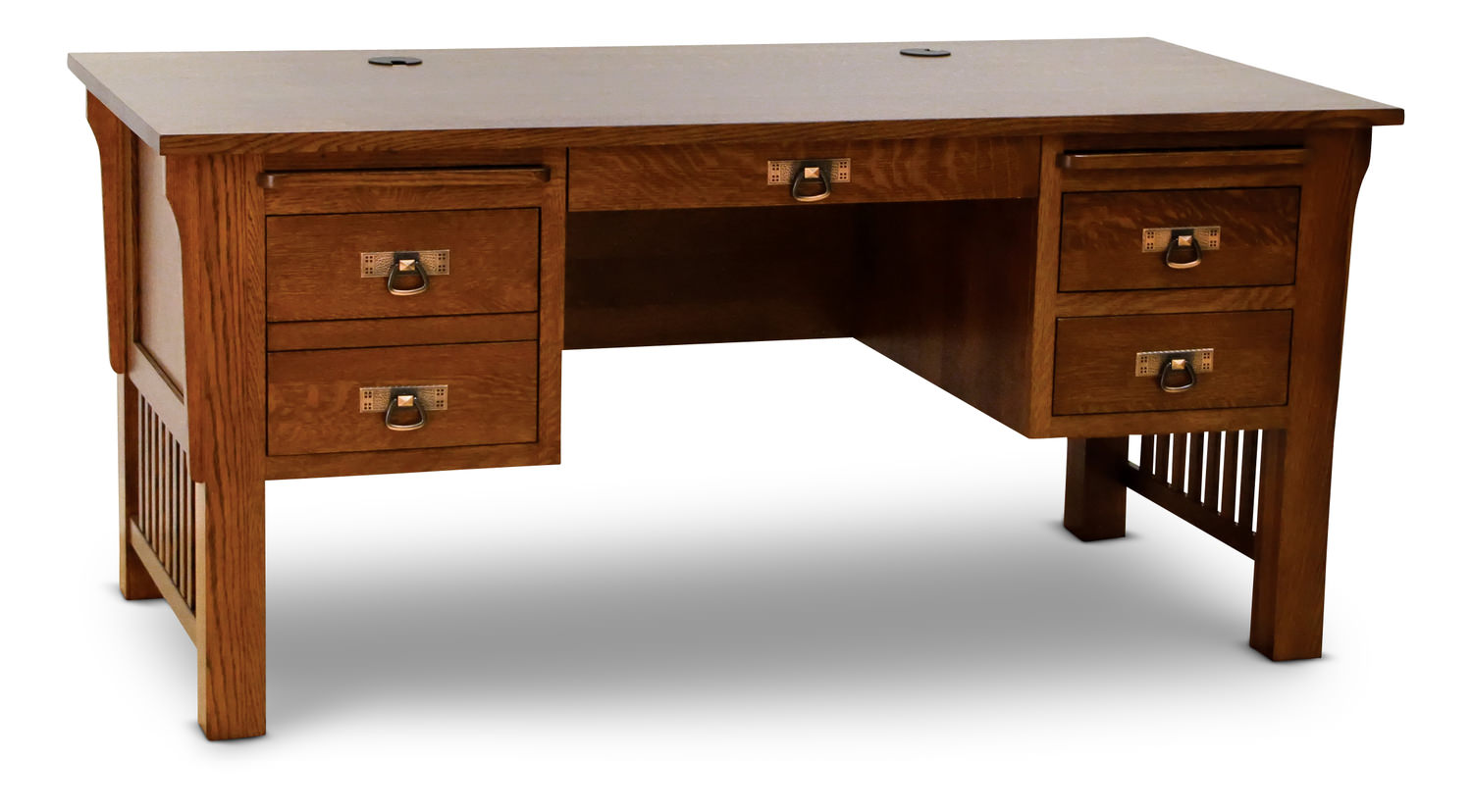 Liberty Mission Desk By Amish Craftsmen Hom Furniture Furniture Stores In Minneapolis