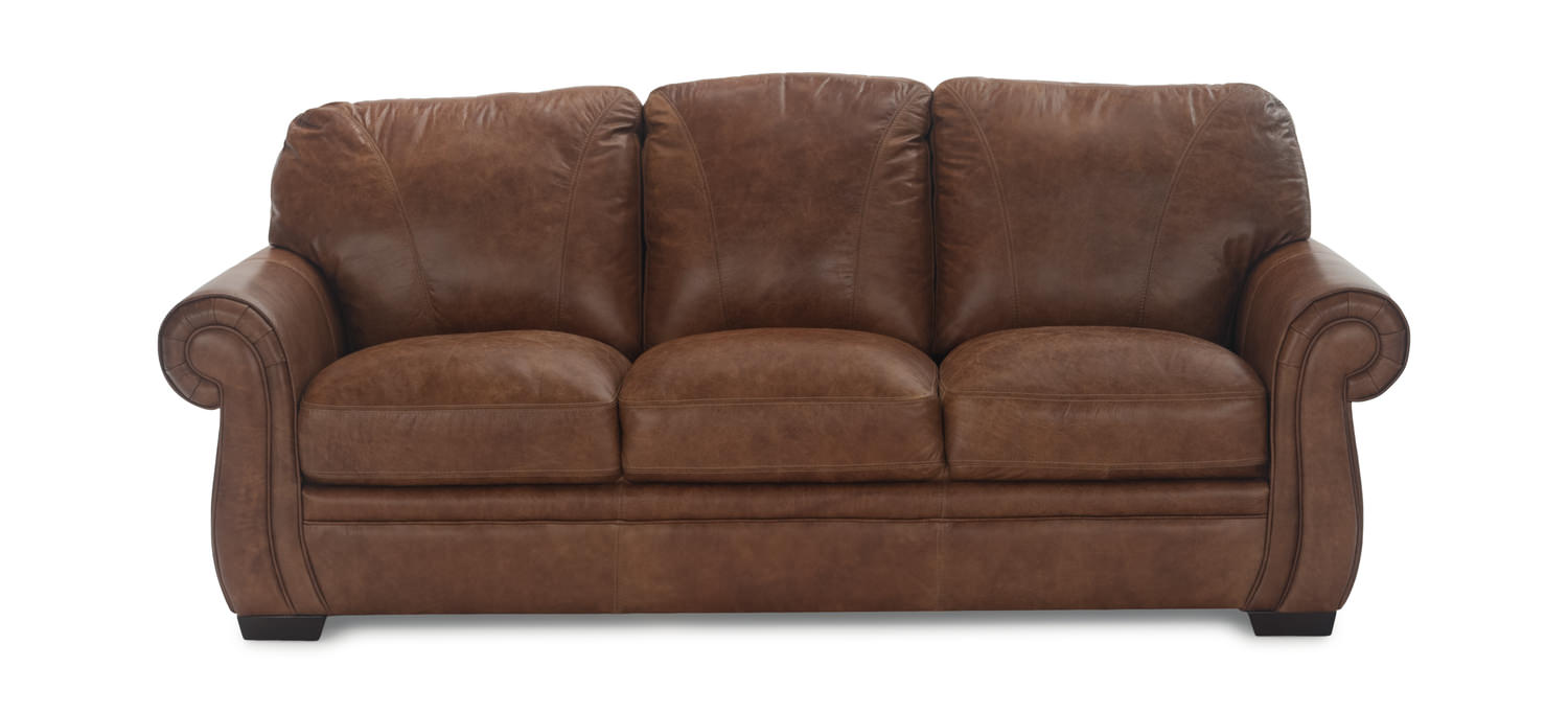 Valencia Leather Sofa Hom Furniture