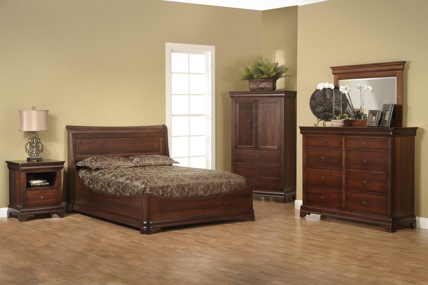 Versailles Queen Bedroom Suite Hom Furniture