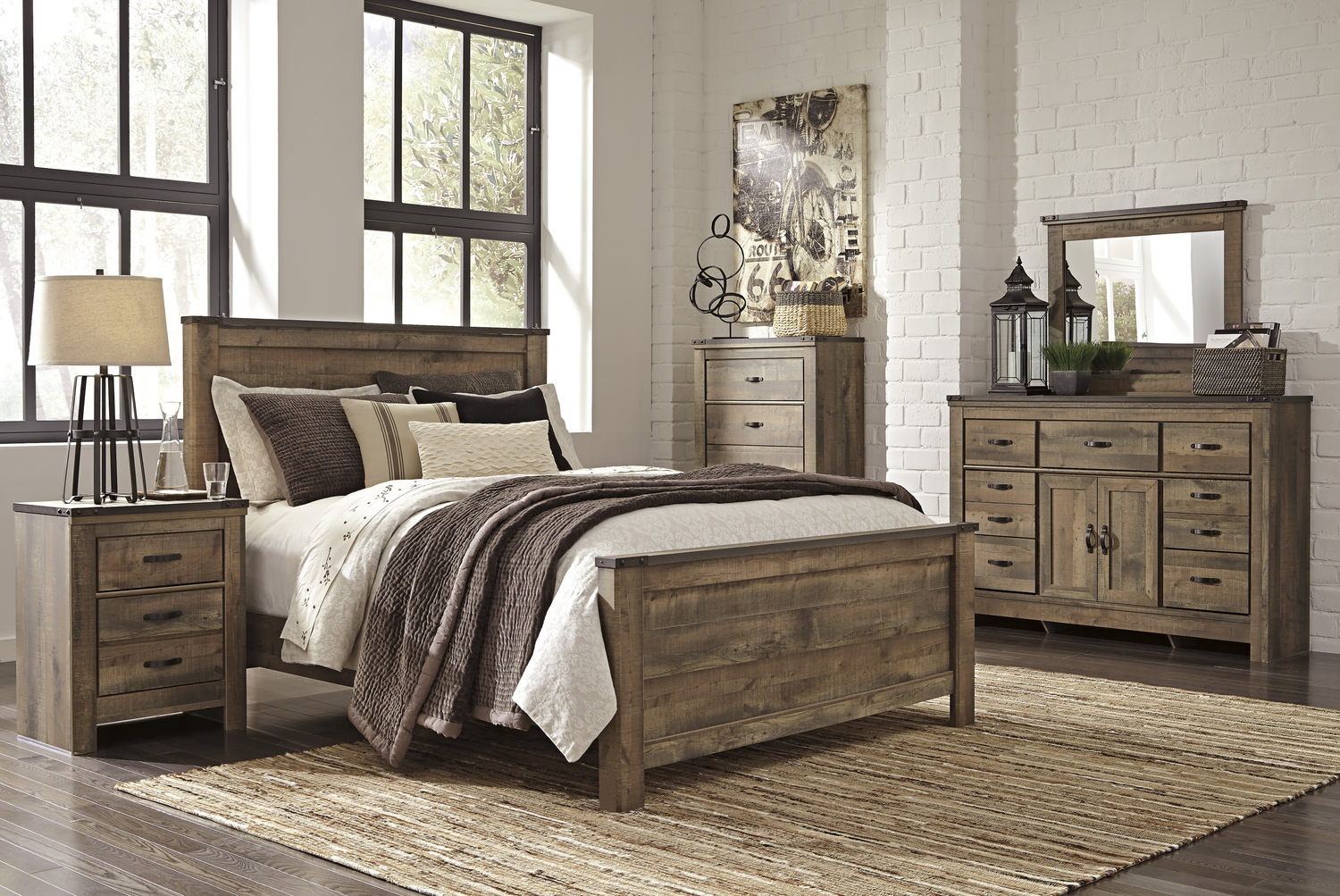 Trinell Bedroom Suite | HOM Furniture