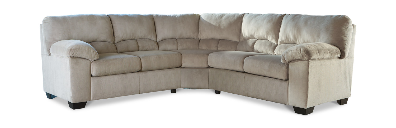 richy 2 piece sectional