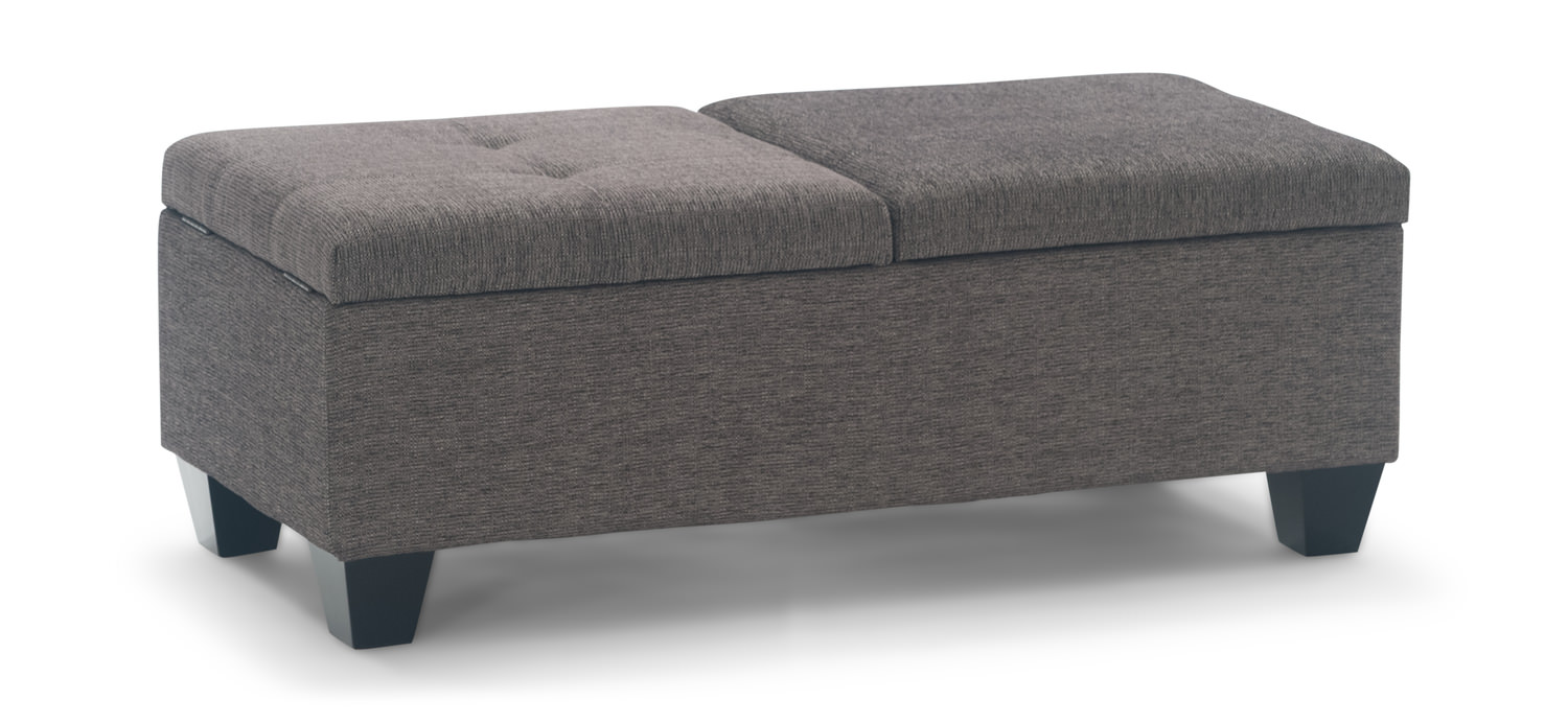 Connor Storage Ottoman Bench