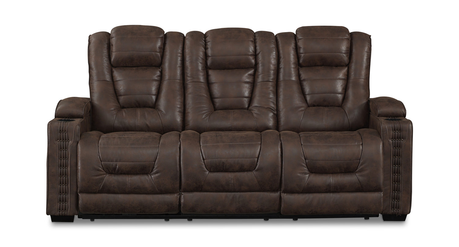 Morph Power Recline Sofa ...  sc 1 st  HOM Furniture & Morph Power Recline Sofa | HOM Furniture islam-shia.org