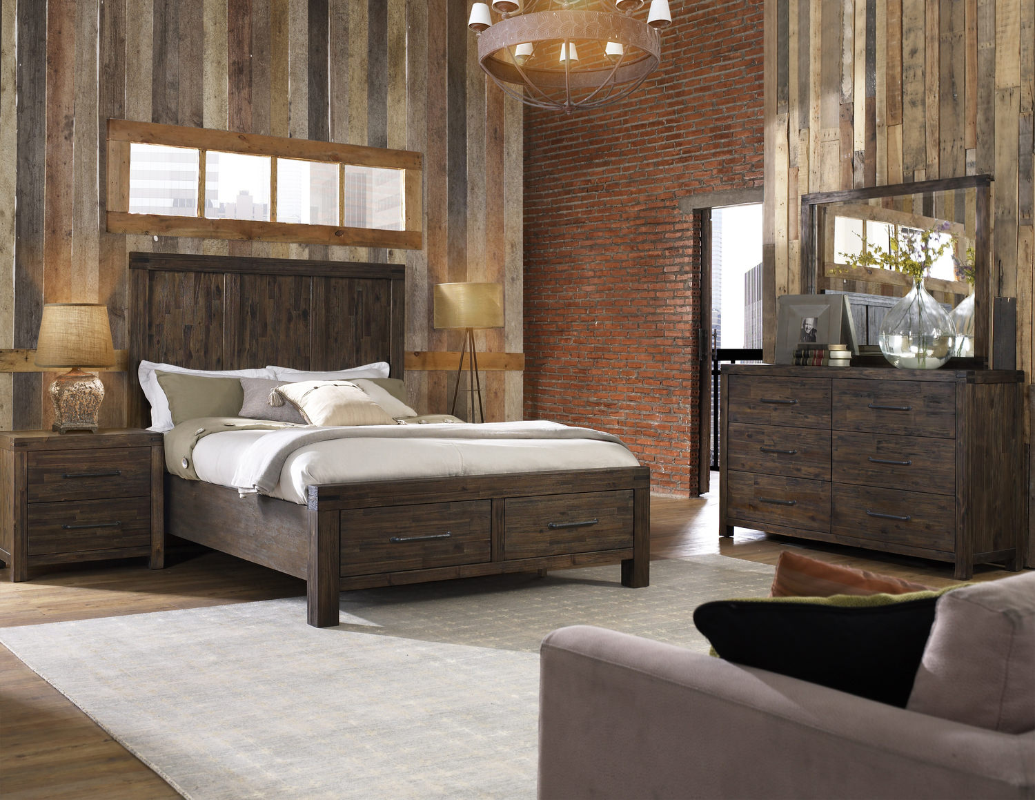 st croix bedroom suite by thomas cole | hom furniture