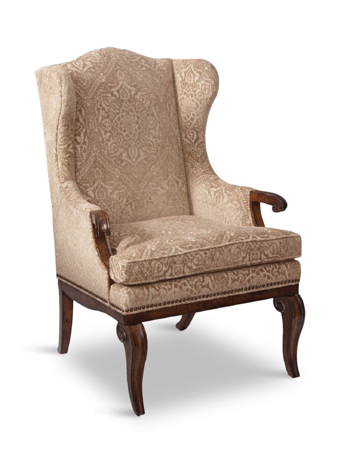 Delicieux Continental Wing Arm Chair ...
