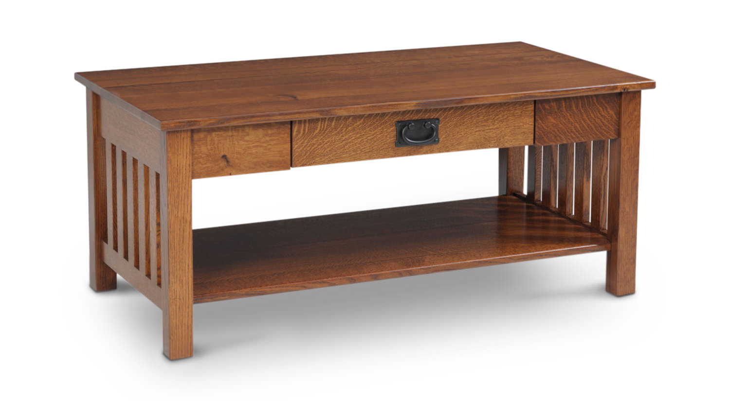 Oxford mission coffee table hom furniture
