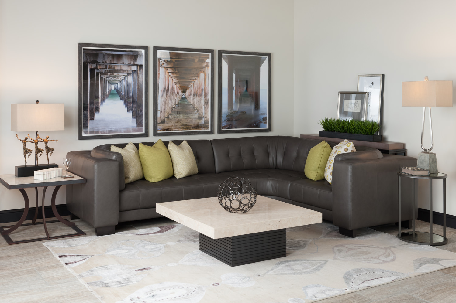 Carousel 3 Piece Sectional Gabberts Design Studio And Fine Furniture Edina Mn Little Canada