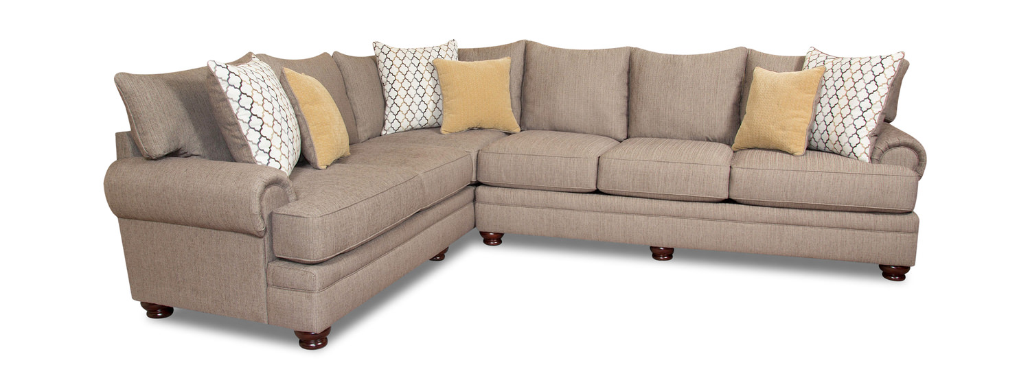 Burbank 2 Piece Sectional