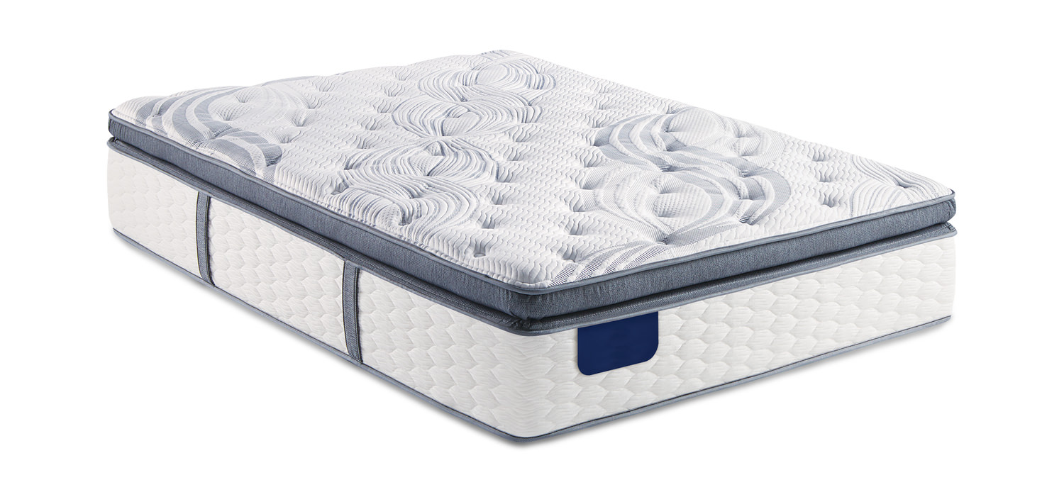 Pillow Top Mattress Queen With Hearn Pillow Top Queen Mattress By Perfect Sleeper Hom Furniture