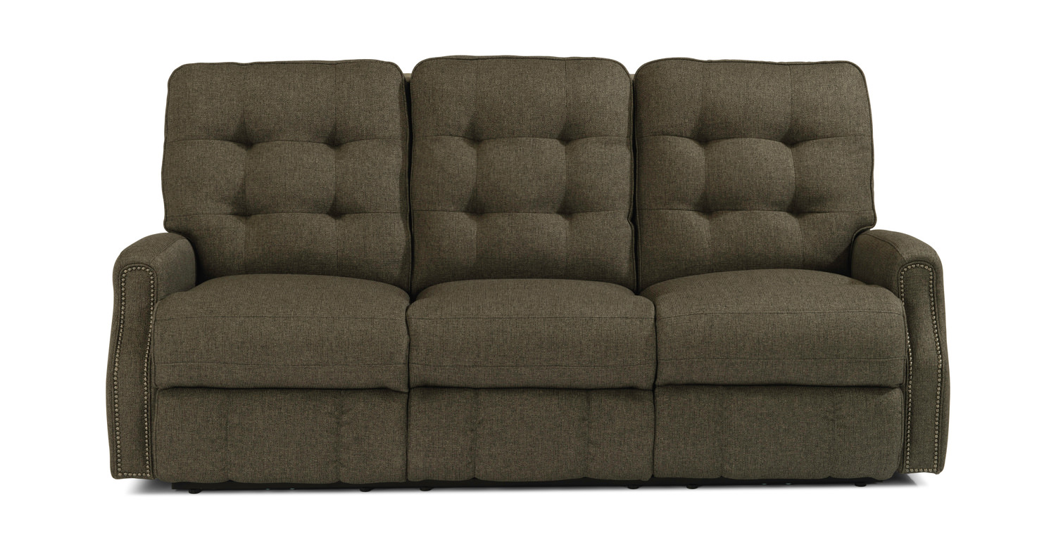 84u2033 Devon Dual Power Motion Sofa ...