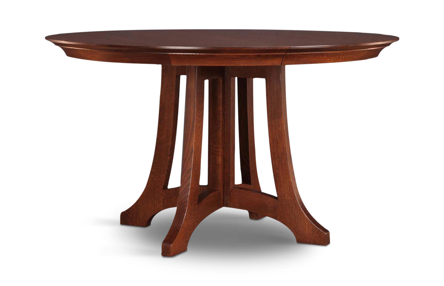 Highlands Round Pedestal Dining Table By Stickley Gabberts