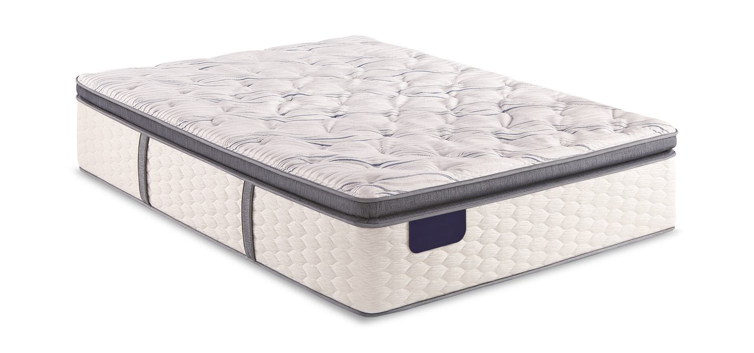 Portage Bay Pillow Top Queen Mattress By Serta Hom Furniture