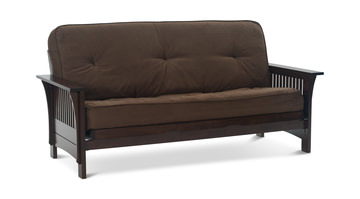 Image Autumn Full Futon With Mattress