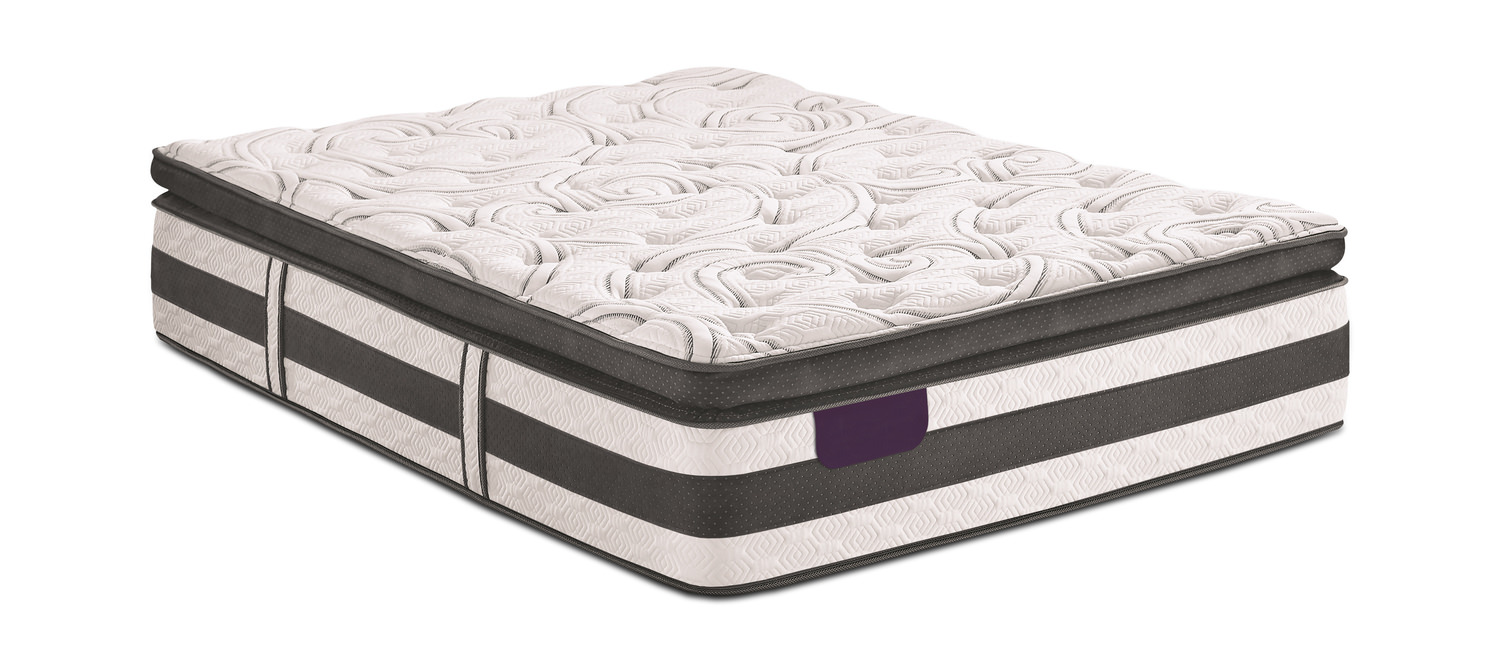Expertise Super Pillow Top Mattress By Serta Hom Furniture