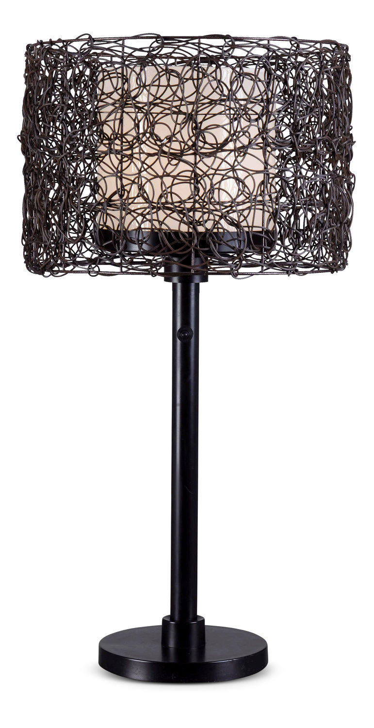 Tanglewood Outdoor Table Lamp Hom Furniture