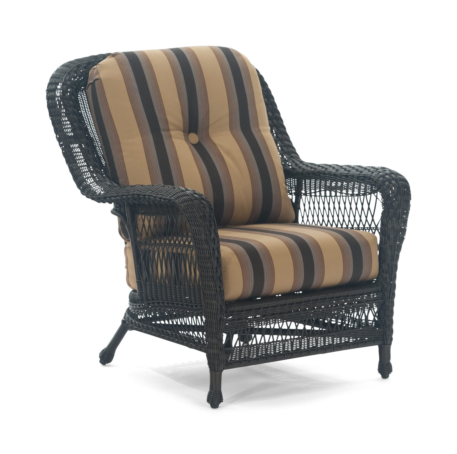 Outdoor Patio Furniture Savannah Ga: Savannah Wicker Club Chair By Erwin & Sons