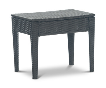 Image Vista Woven Side Table