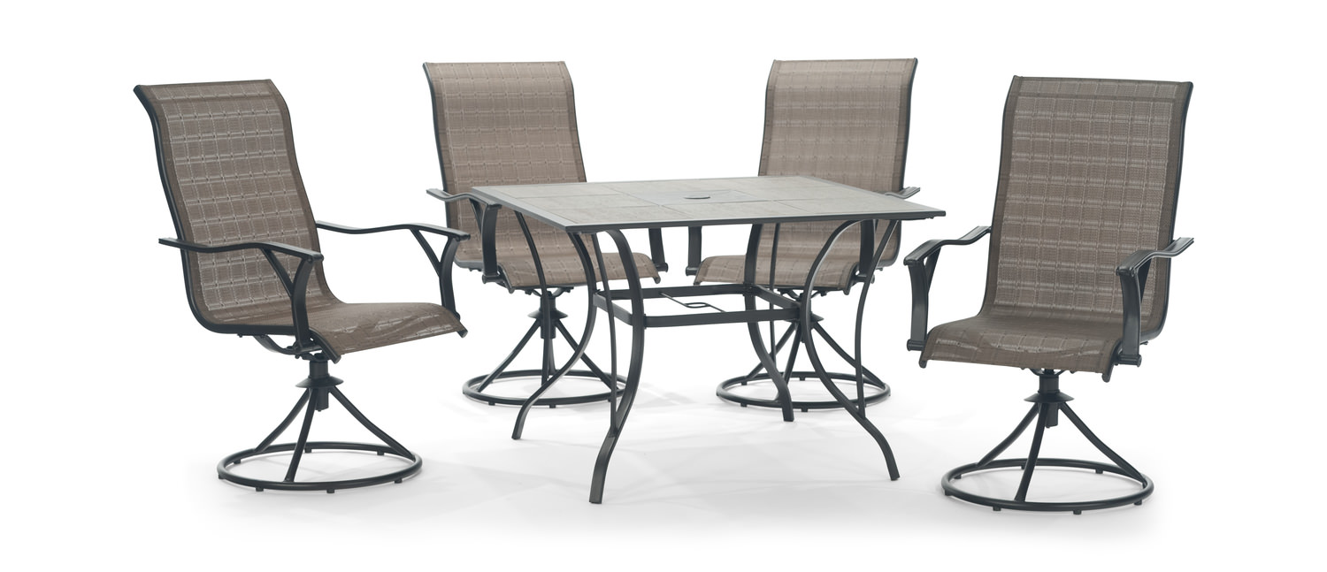 Summerfield Ii 5 Piece Patio Dining Set