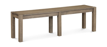 Awesome Image Mackenzie Grey Dining Bench