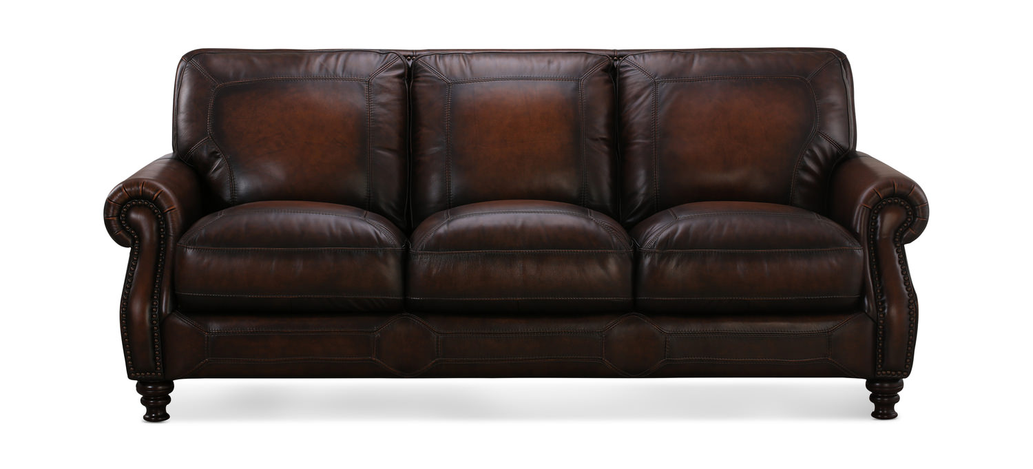 Pleasant Charlie Leather Sofa Inzonedesignstudio Interior Chair Design Inzonedesignstudiocom