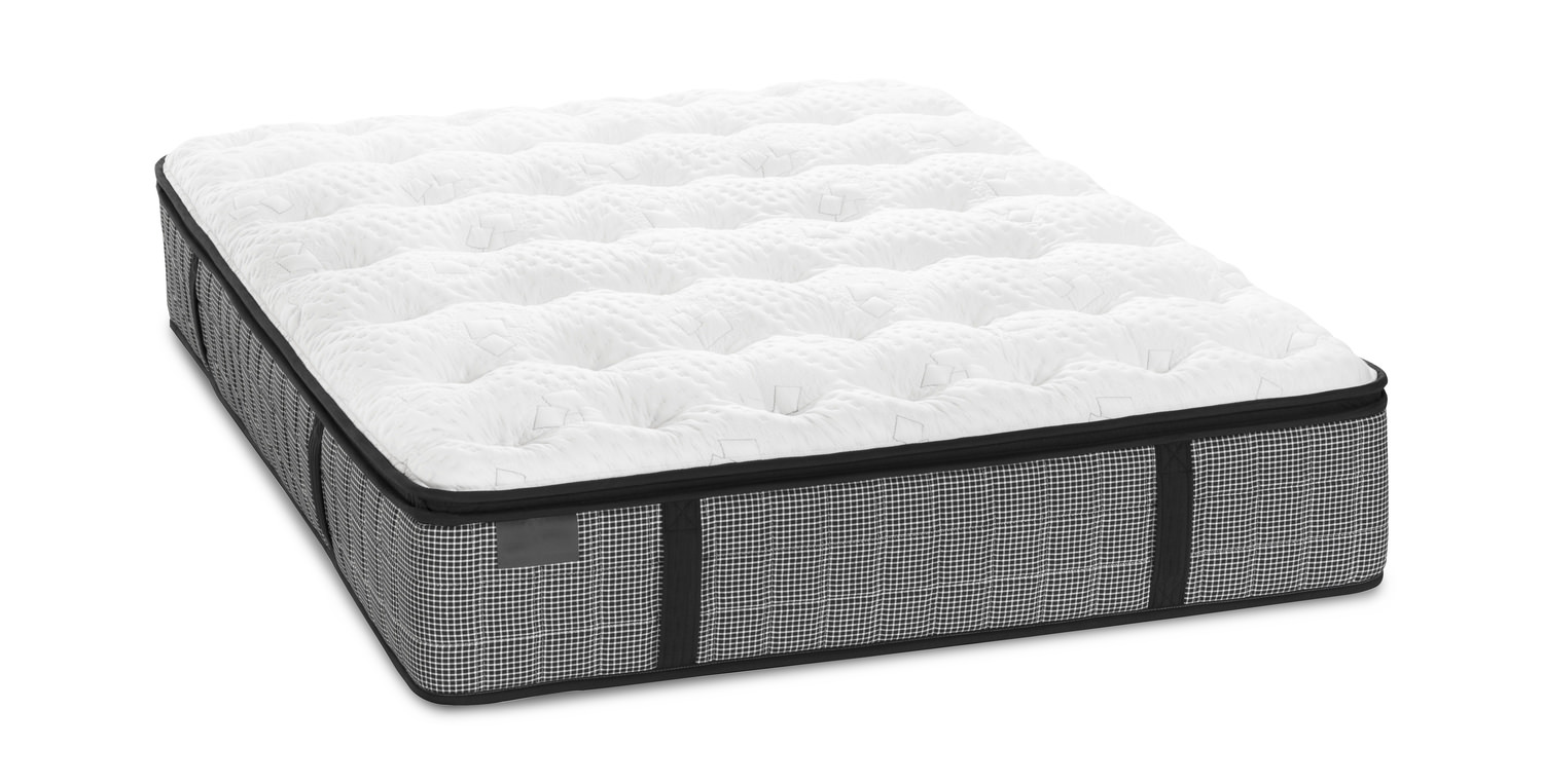 Ingraham Luxetop Mattress By Aireloom Hom Furniture