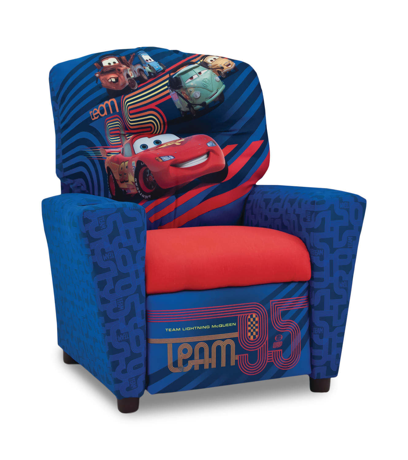 Cars Kids Recliner ...
