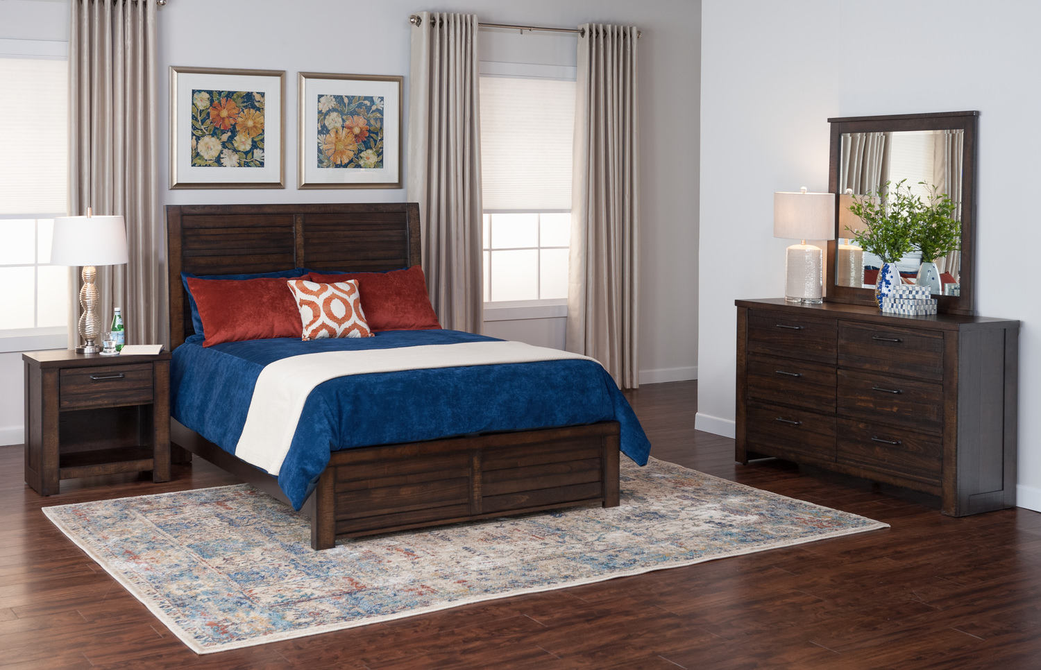 Hayward Queen Bedroom Suite ...