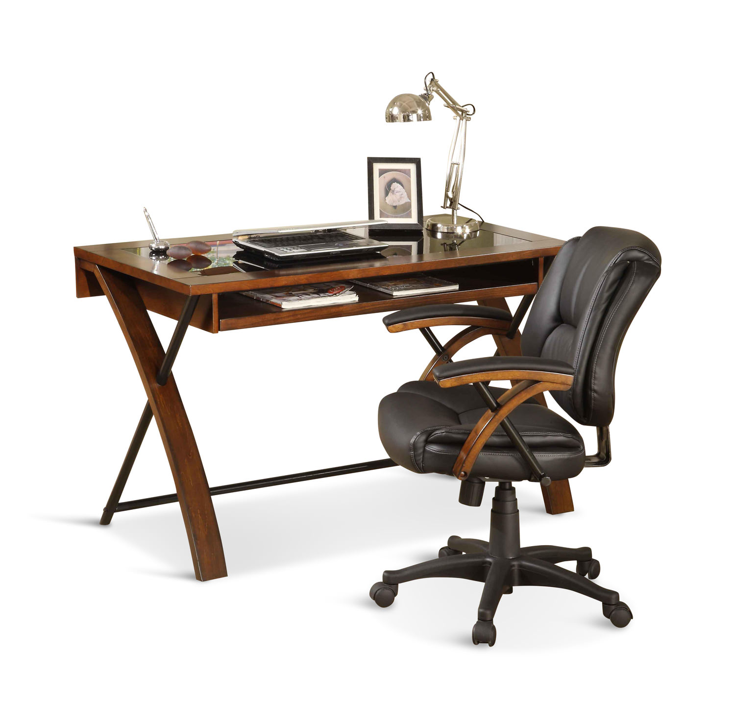 Zeta Desk Hom Furniture