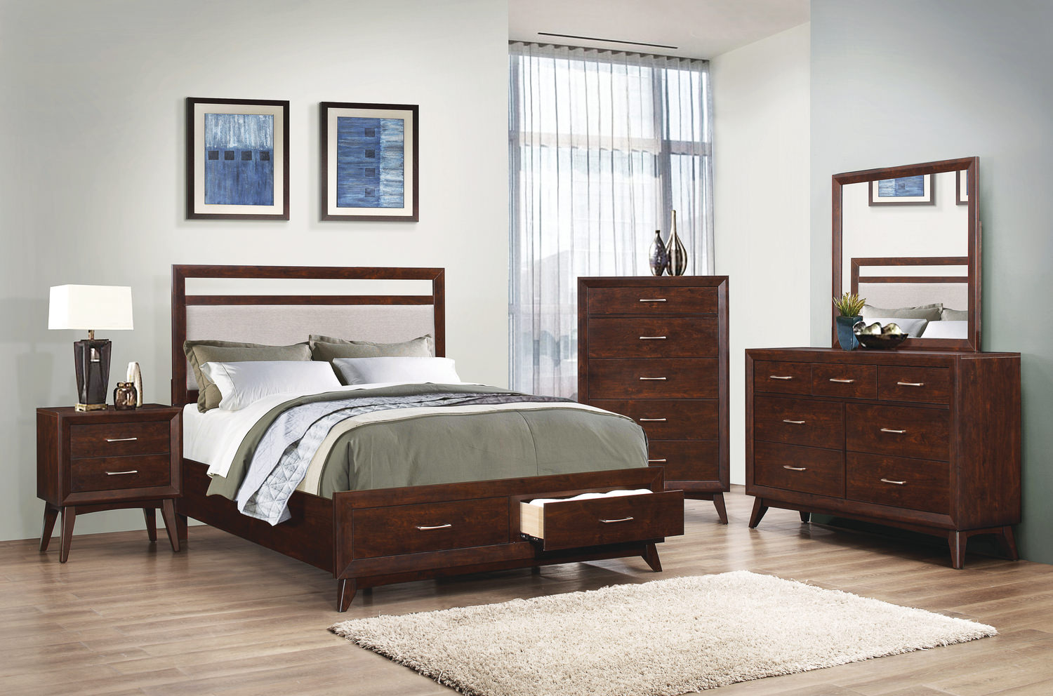 carson bedroom suite | dock 86