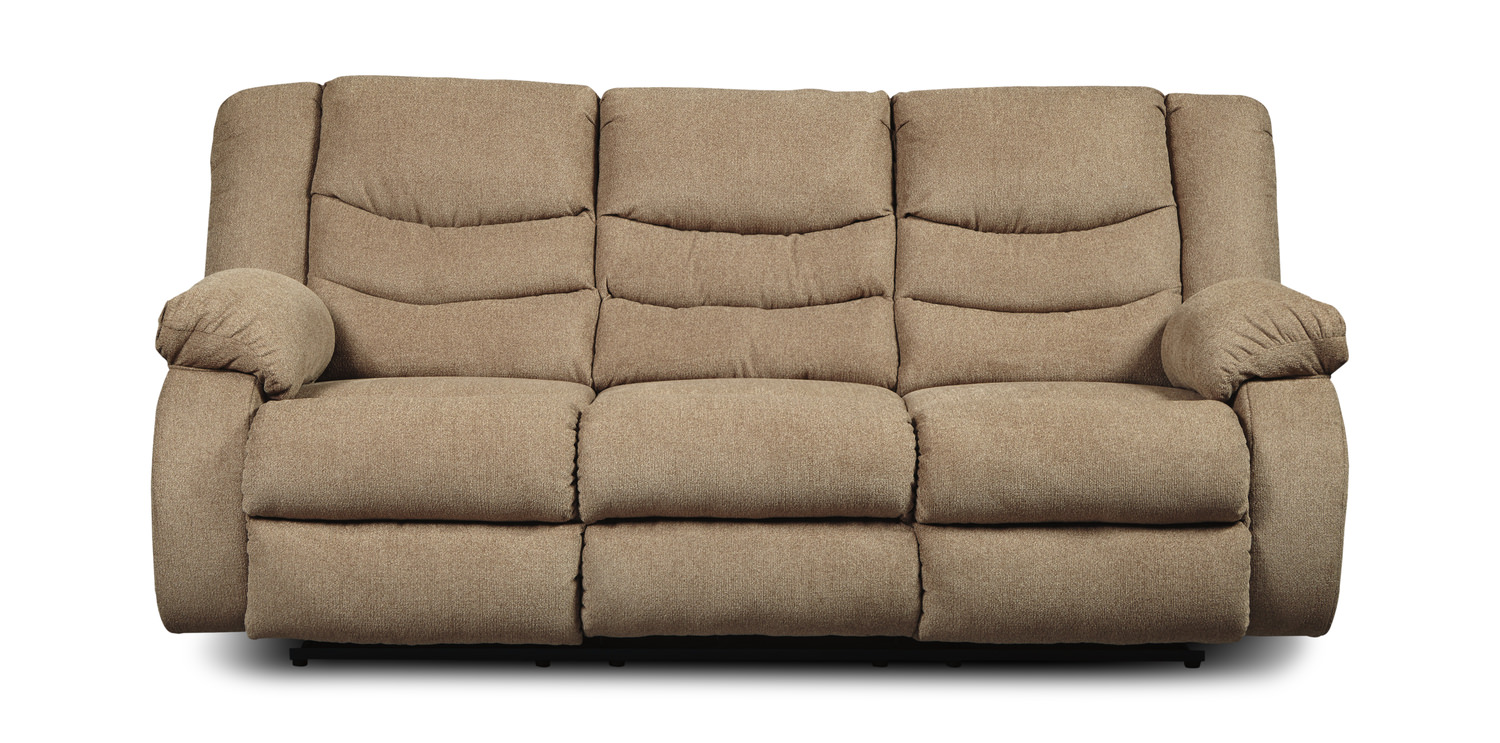 Plante Reclining Sofa Hom Furniture